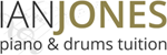 Ian Jones Piano and Drums Tuition