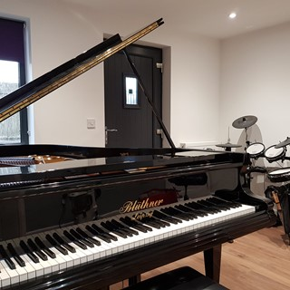 dedicated music room in huddersfield